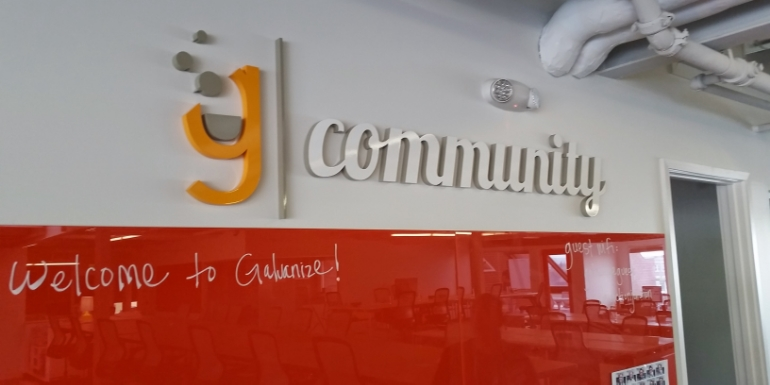 Cool interior signs galvanize community