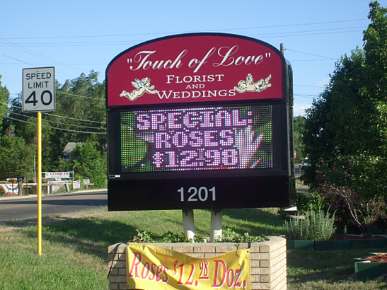 full color led signs colorado