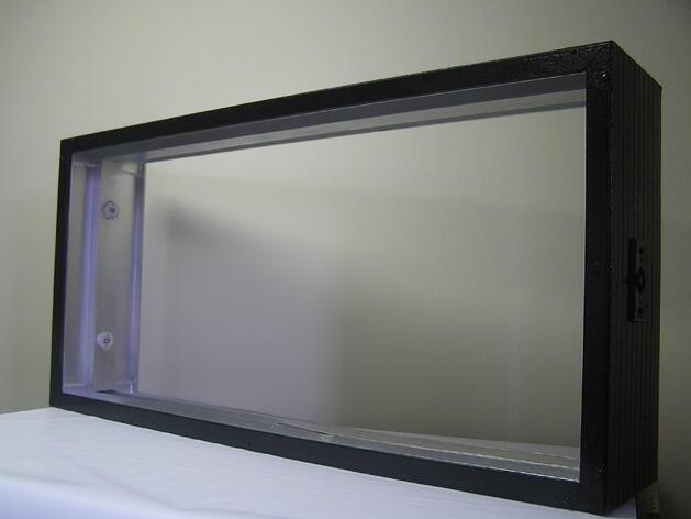 sign cabinet, lighted cabinet sign, lighted sign, illuminated sign, quality aluminum sign