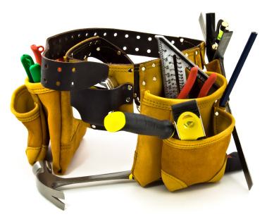 tools, tool belt, sign service, sign repair, signs, electrical signs