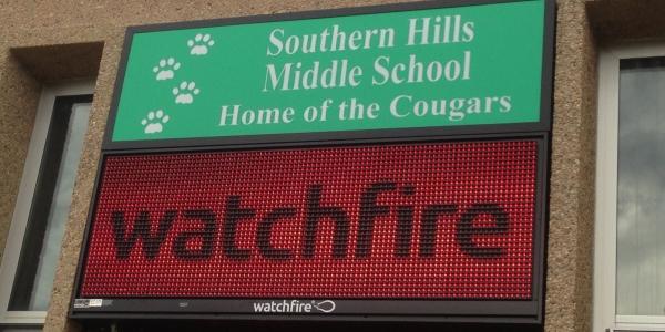 led school signs in colorado