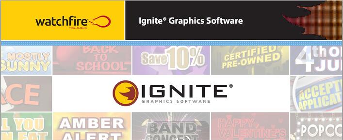 Ignite Software from Watchfire
