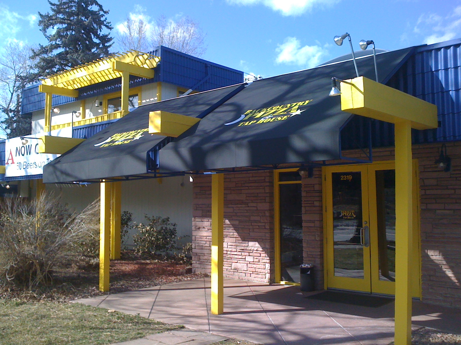 Denver Custom Commercial Awnings From Signdealz