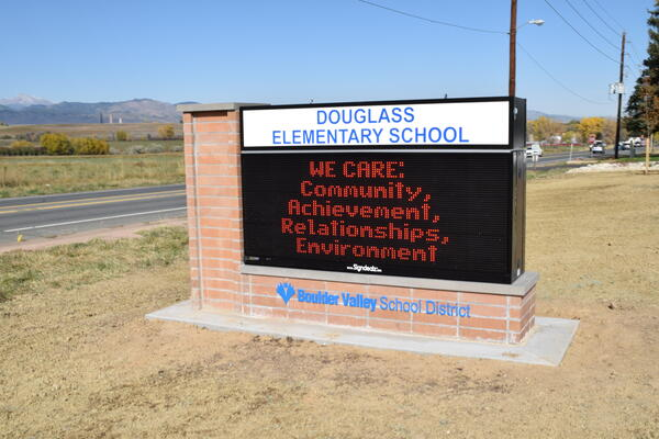 Cost Effective Schools Signs