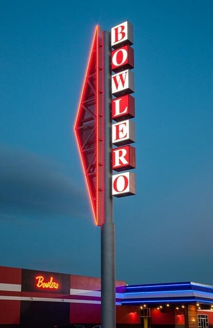 Custom Pylon Signs Denver Colorado