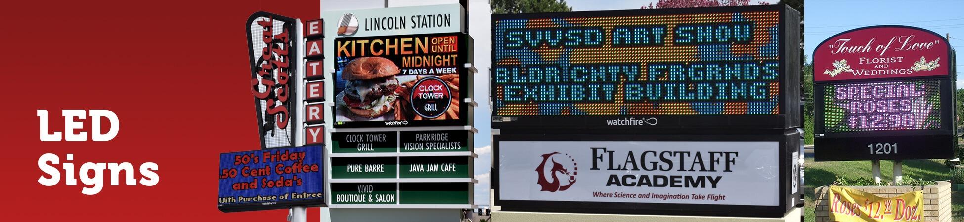 Signdealz Outdoor Digital Signs Denver