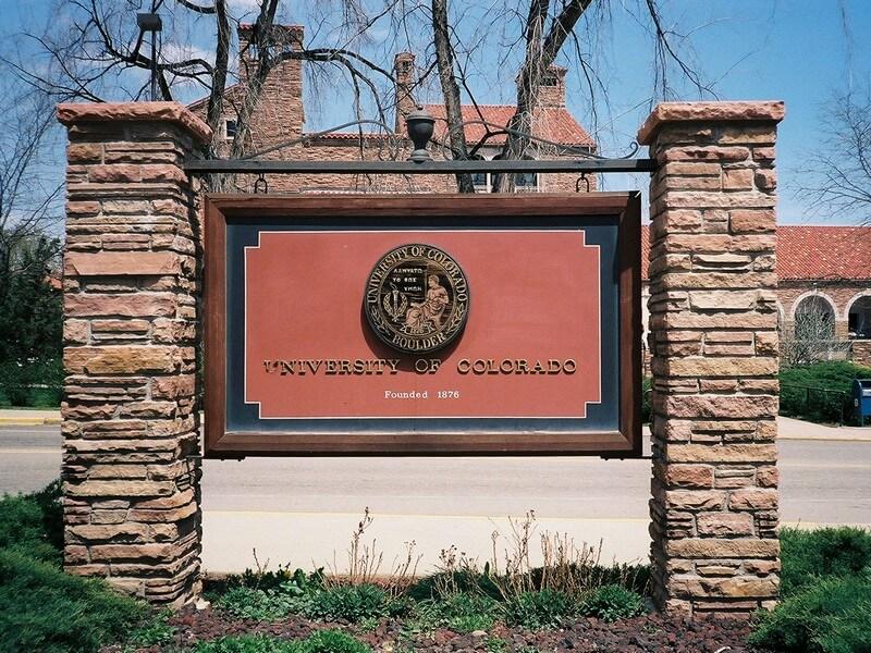 University-of-Colorado-Stone-Column-and-Wood-Sign.jpg
