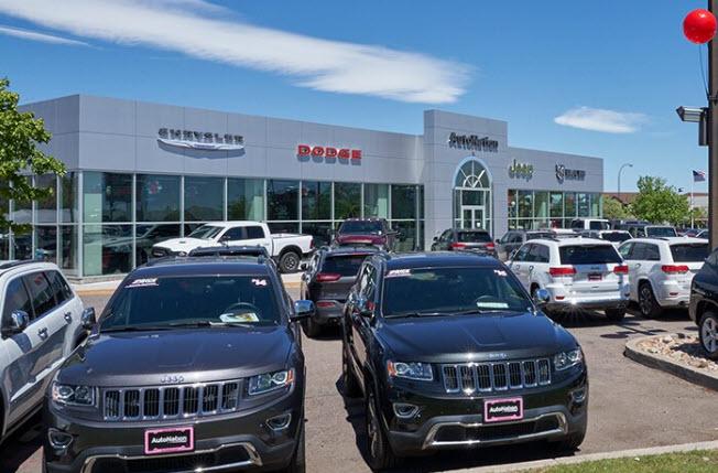 Automotive Dealership Signs