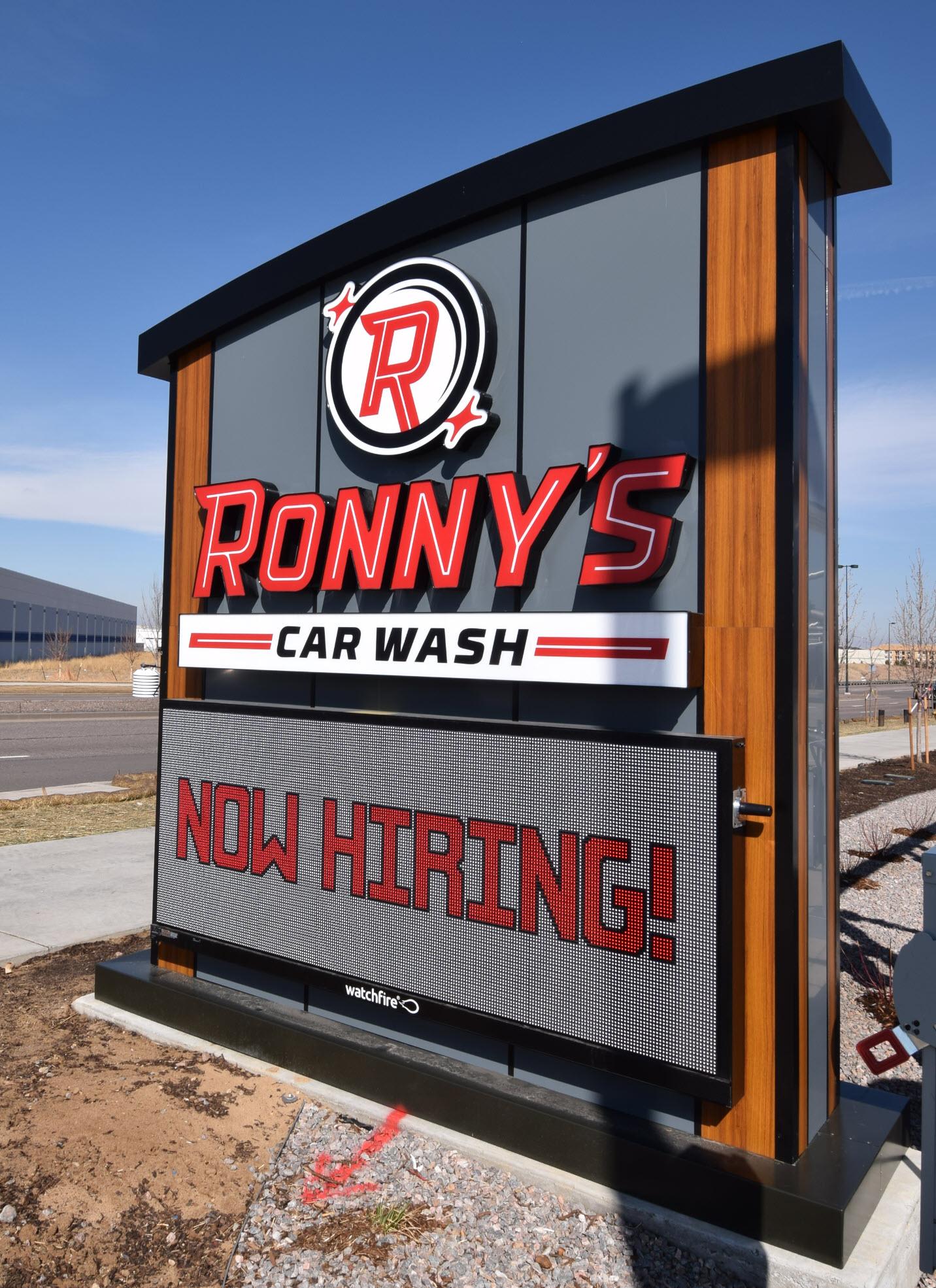 Ronny's Car Wash