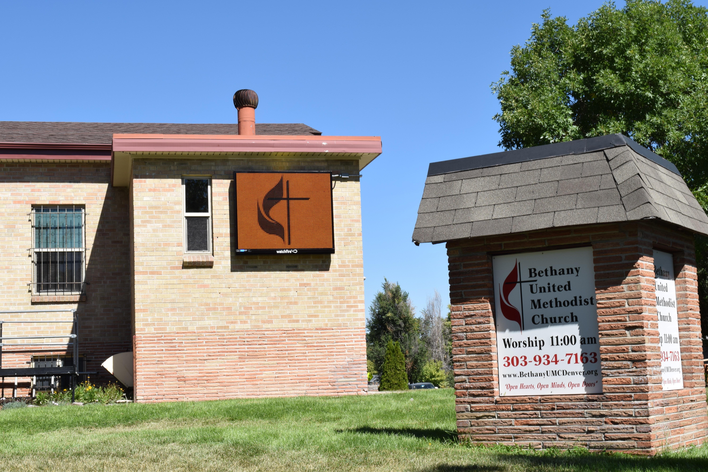 Bethany Church LED Sign Watchfire