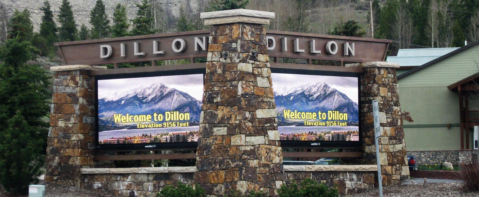 Denver Custom Outdoor LED Signs