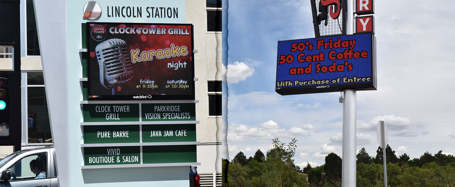 LED Signs For Business